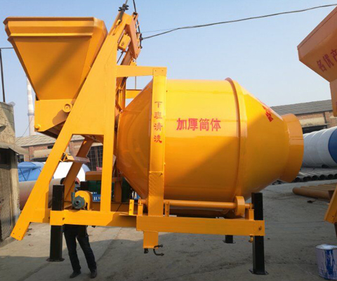 JZC350B Lifting Concrete Mixer
